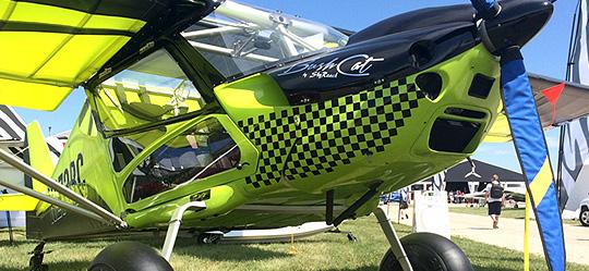 Bushcat Australia LSA Readybuilt and Kitplanes